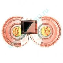 Кулер для видеокарты Thermaltake DuOrb CL-G0102 с тепловыми трубками (медный) - Нефтеюганск