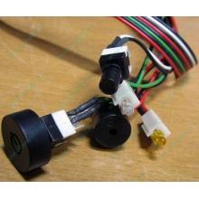 Светодиоды в Нефтеюганске, кнопки и динамик (с кабелями и разъемами) для корпуса Chieftec (Нефтеюганск)