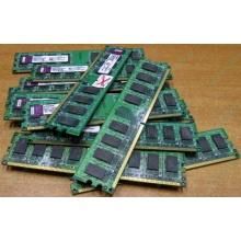ГЛЮЧНАЯ/НЕРАБОЧАЯ память 2Gb DDR2 Kingston KVR800D2N6/2G pc2-6400 1.8V  (Нефтеюганск)