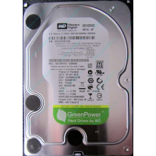 Б/У жёсткий диск 1Tb Western Digital WD10EVVS Green (WD AV-GP 1000 GB) 5400 rpm SATA (Нефтеюганск)