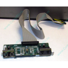 Панель передних разъемов (audio в Нефтеюганске, USB) и светодиодов для Dell Optiplex 745/755 Tower (Нефтеюганск)