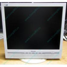 """Б/У монитор 17"""" Philips 170B с колонками и USB-хабом в Нефтеюганске, белый (Нефтеюганск)"""