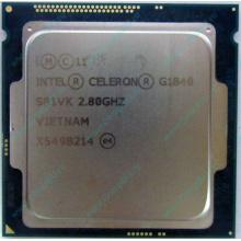 Процессор Intel Celeron G1840 (2x2.8GHz /L3 2048kb) SR1VK s.1150 (Нефтеюганск)
