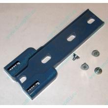 """Синий пластмассовый фиксатор-защёлка HP 224981-001 для 5.25"""" устройств в HP ML370 (Нефтеюганск)"""