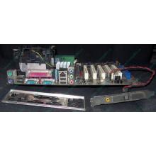 Материнская плата Asus P4PE (FireWire) с процессором Intel Pentium-4 2.4GHz s.478 и памятью 768Mb DDR1 Б/У (Нефтеюганск)
