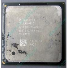 Процессор Intel Celeron D (2.4GHz /256kb /533MHz) SL87J s.478 (Нефтеюганск)