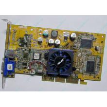 Видеокарта 64Mb nVidia GeForce4 MX440 AGP (Asus V8170DDR) - Нефтеюганск