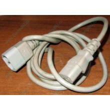 Кабель для UPS серый цвет в Нефтеюганске, кабель для ИБП (Нефтеюганск)