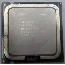 Процессор Intel Celeron D 346 (3.06GHz /256kb /533MHz) SL9BR s.775 (Нефтеюганск)