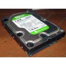 Б/У жёсткий диск 2Tb Western Digital WD20EARX Green SATA (Нефтеюганск)