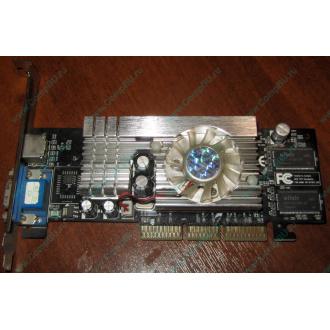 Видеокарта Galaxy 128Mb GeForce FX5200 64bit AGP (Нефтеюганск)