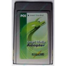 Smart Media PCMCIA адаптер PQI (Нефтеюганск)